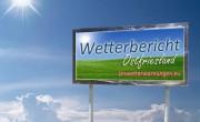 Wetterbericht / Wettervorhersage für Ostfriesland – Montag – 17.04.2013